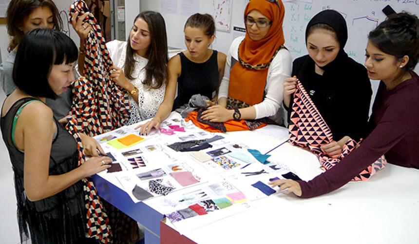 Fashion Design Course Program Esmod Jakarta