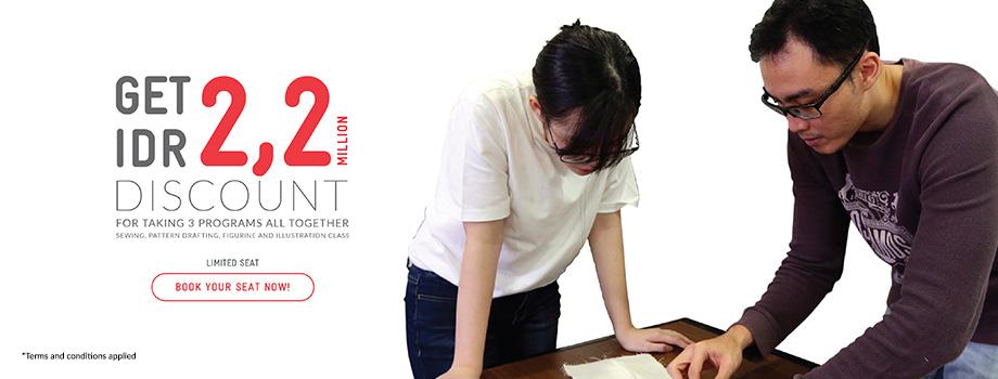 Upgrade Your Sewing Skills At Esmod Jakarta Course Centre Esmod Jakarta