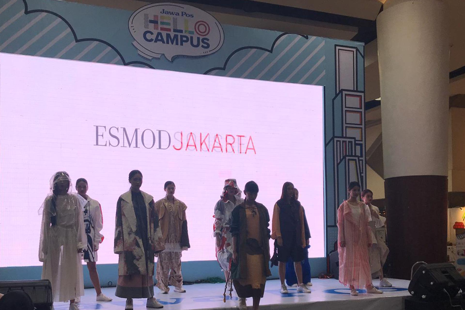 Esmod Jakarta Looking For New Talents In Surabaya Esmod Jakarta