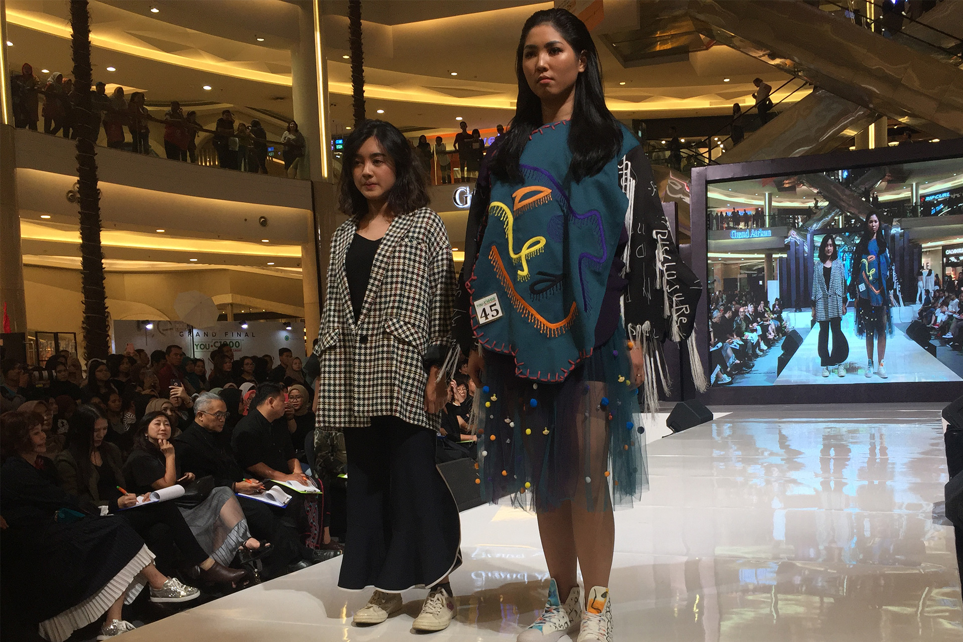 Esmod Jakarta Young Designers Collections In Youc1000 Fashion Design Competition Esmod Jakarta